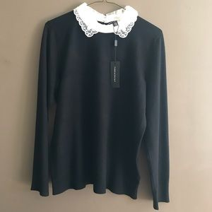 NWT Cable and Gauge M Sweater